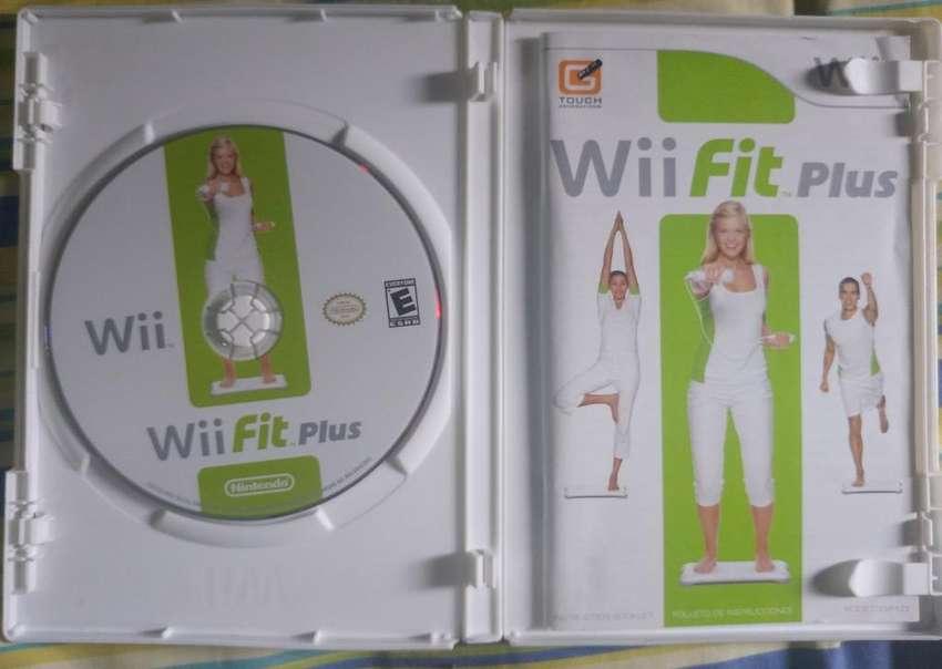 Tabla Wii Fit Plus 0