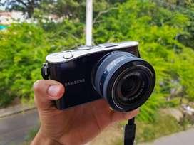 cámara Samsung NX100