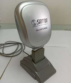 ANTENA SATRA SA-ANT2406A DIRECCIONAL BASE IMANTADA (MAGNETICA)