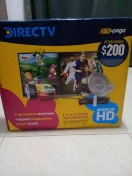 Antena directv sin uso