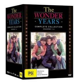 Los Años Maravillosos (The Wonder Years) Serie Completa Envío Incluido