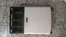 Calefactor ESKABE 2000 tiro balanceado.