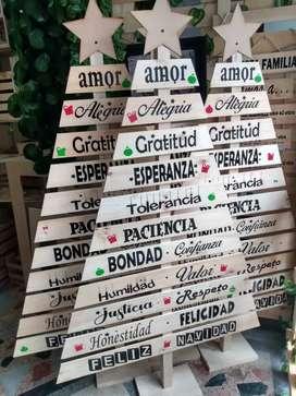 Arbolitos navideño