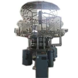 Máquina Jumberca Tejedora Circular Galga #14