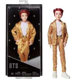 Muñeco de jungkook de BTS.