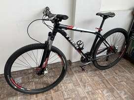 Bicicleta trek talla L