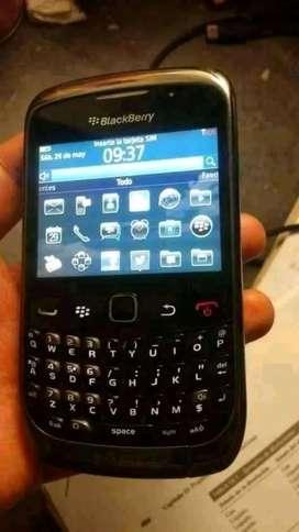 Vendo 4 blackberrys