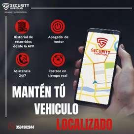 GPS Vehicular, servicio de rastreo satelital