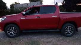 Toyota hilux 4x4 como nueva