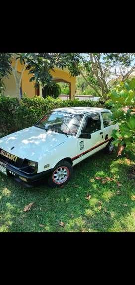 Se vende lindo Suzuki por motivo de viaje lo vendo