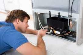 servicio tecnico heladeras carga gas a domicilio