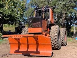 Tractor Zanello 411- forestizado