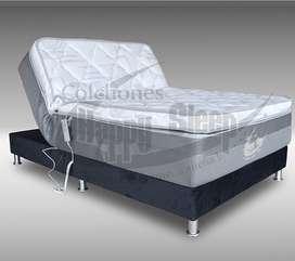 Colchón Eléctrico Semi Doble (190 X 120) - Ideal Para Hospitalización