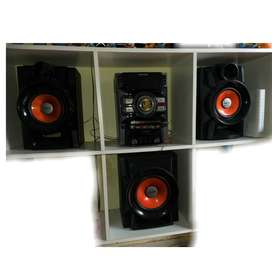 EQUIPO DE AUDIO SAMSUNG GIGA PRO 3 PARLANTES 5000 W