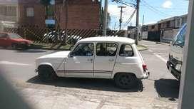 Renault 4 líder modelo 1992