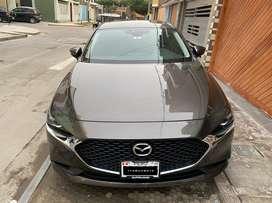 All New Mazda3 Sedan 2020-6000 km