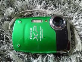 Camara Fujifilm Finepix Xp20 Green 14 Mp