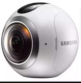 Cámara 360 Gear 3