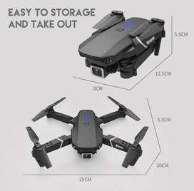 Drone Ls- E525 Wifi Fpv Doble Camara Hd 4k/1080p Plegable
