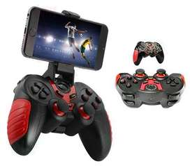 Mando/Gamepad/Joystick Bluetooth PC/Android Halion Ha-7024