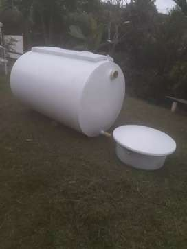 Fabricacion de posos septicos