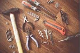trabajos electricos, pintura, mecanicos, soldadura, limpieza