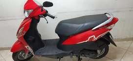 Vendo moto automatica