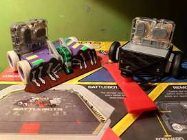 Robots a control remoto lucha, increibles