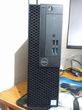 Cpu torre Core i7 7700 de septima generación