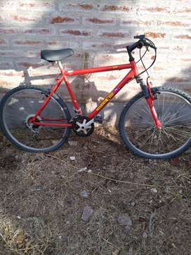 Bicicleta Aconcagua rod 26