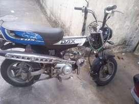 Mondial DAX 70 modelo 2013