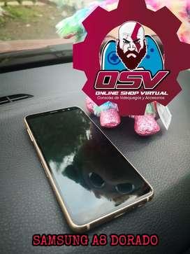 Teléfono samsung A8