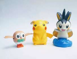 Figuras Pokémon mc donalds
