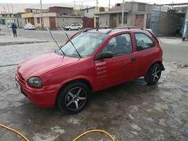 Pongo Ala Venta Auto De Marca Chevrolet Corsa Año 1996  Deportivo De 2 Puertas / Con Motor En Perfecto Estado