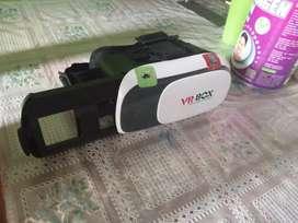 VR BOX.  Gafas de realidad virtual