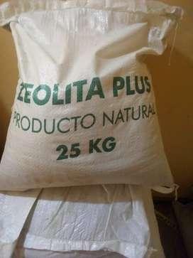 Zeolita natural