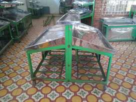 Muebles para un Fruver