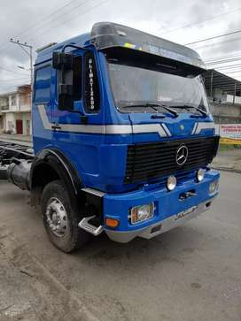 Vendo Mercedes benz 22-28 año 91