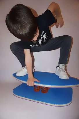 Patineta de equilibrio skate