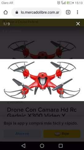 Vendo drone en caja
