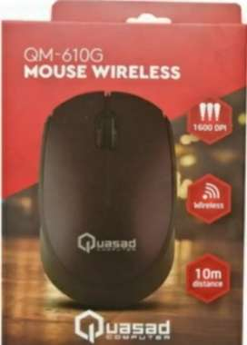Mouse wireless Quasad