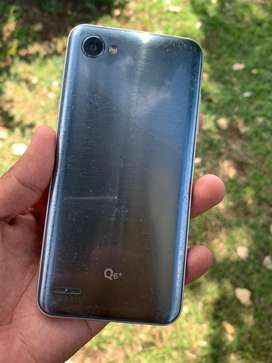 lG q6 plus 64gb vendo o cambio