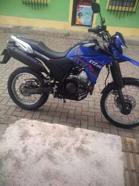 Vendo xtz 250 como nueva