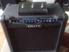 Amplificador de guitarra electrica Crate XT65R