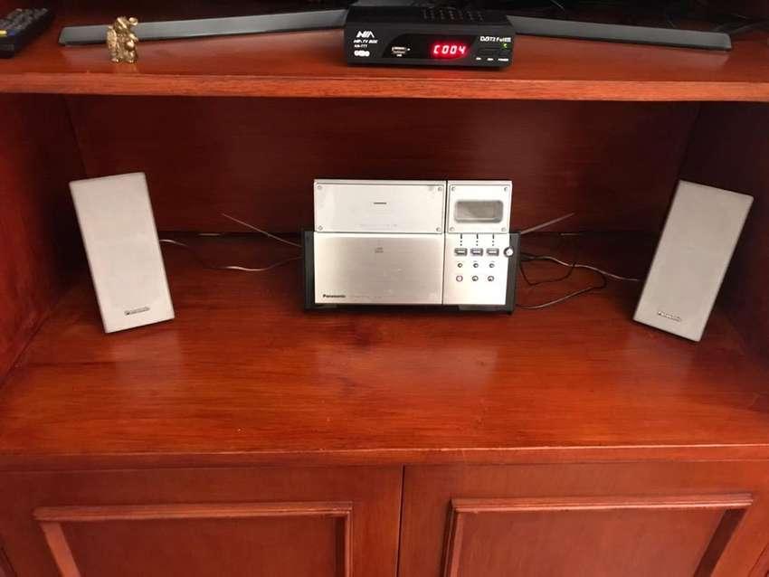 Stereo con cd  vendo permuto 0