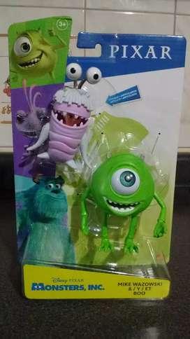 Mike Wasowski  + Boo Monsters inc Disney