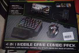 4 IN  1 Mobile Game combo pack