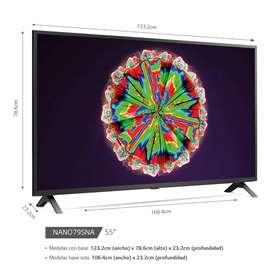 TV LG 55 nano cell 4k