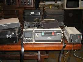 VINTAGE EXCELENTE Video Filmadora Betamax AKAI VT 300