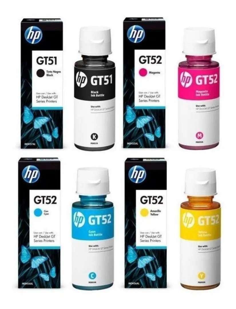TINTAS HP 315,415. GT 51/52/53